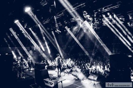 Концерт гурту Akute