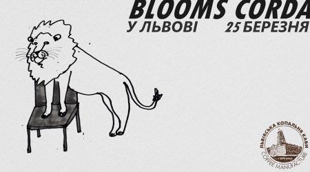 Blooms Corda у Львові!