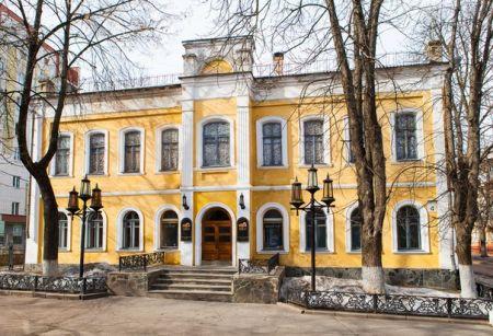 СТЕПОВИЙ ВОВК. Чернігівський Молодіжний театр