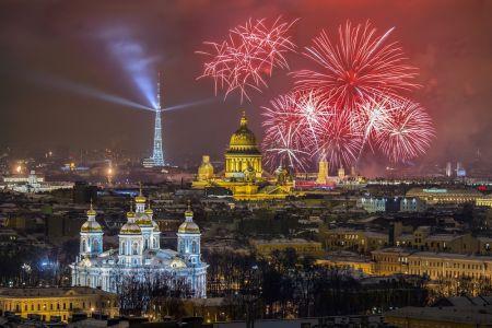 День города в Санкт-Петербурге 2019. Праздничная программа
