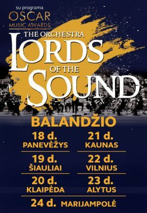 Lords of the Sound в Шяуляй