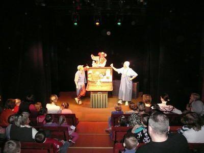 Кукольный театр рязань афиша октябрь 2016 кинотеатр премьер бронирование билетов