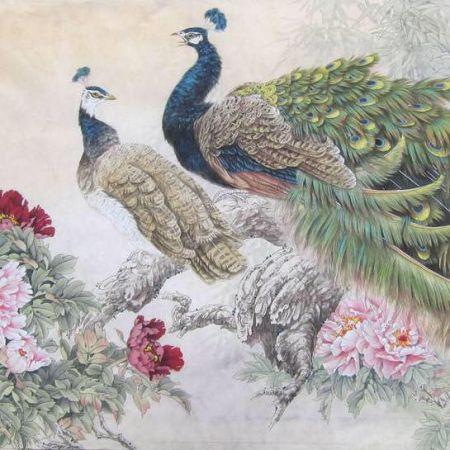 Фестиваль традиционной китайской живописи Гунби
