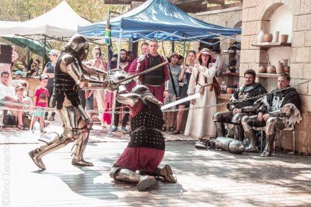 Фестиваль «Рыцари Иерусалима» 2018