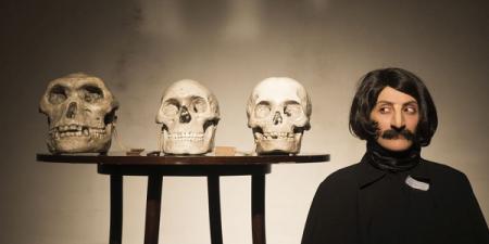 «Мертвые души: как читать поэму Николая Гоголя». Дом Гоголя
