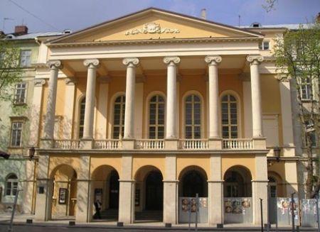Івасик Телесик. Театр імені Марії Заньковецької