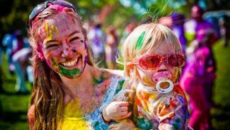 Фестиваль Красок Калуга 2016