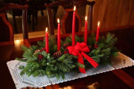 Елки 2019 в Луганске и праздничные события