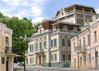 ЛЕВУШКА. Театр на Подоле