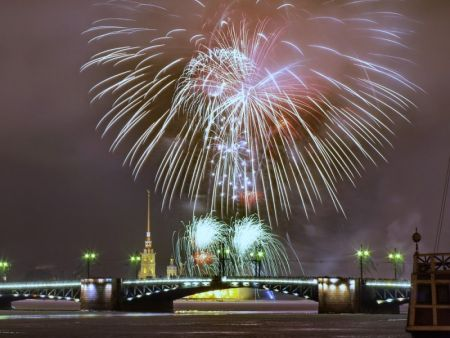 День города Санкт-Петербург 2016. Программа праздника