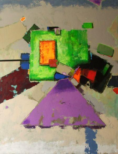 Выставка Неограниченная завершенность в арт-центре Я. Гретера (2 июля-20 сентября 2015)