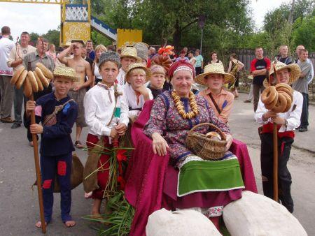 Николаевская ярмарка в Коропе