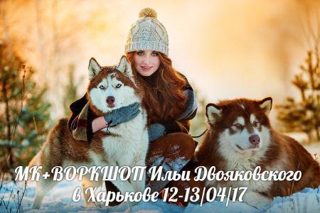 МК+ВОРКШОП Ильи Двояковского в Харькове