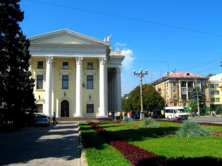 Я полюбила Вас, Анна Ахматова... Театр ім. В.Г. Магара
