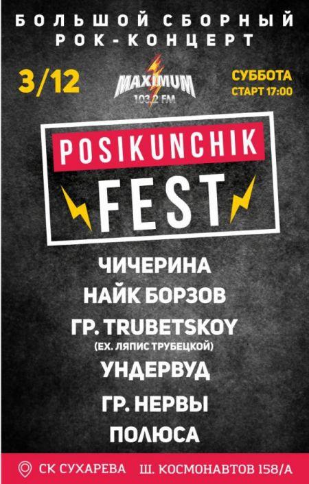 Posikunchik Fest 2016