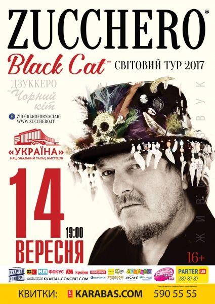 Zucchero (Дзуккеро) в Киеве