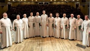 Праздничный хор Свято-Данилова монастыря. Пермская филармония