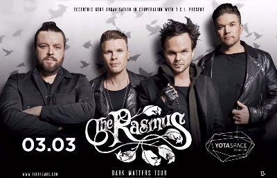 The Rasmus в Москве