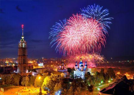 Смотреть День города Тамбов в 2019 году. Какого числа, сколько лет, мероприятия, салют видео