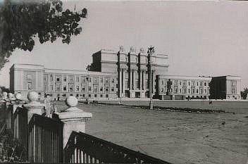 Лебединое озеро. Самарский академический театр оперы и балета