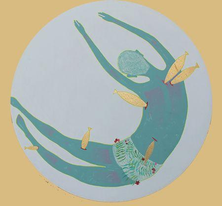 Виставка Проникнення. Галерея Зелена канапа