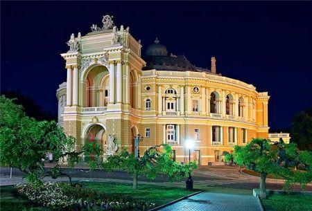 Изумрудный город. Одесский театр оперы и балета