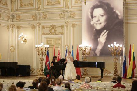 Конкурс юных вокалистов Елены Образцовой