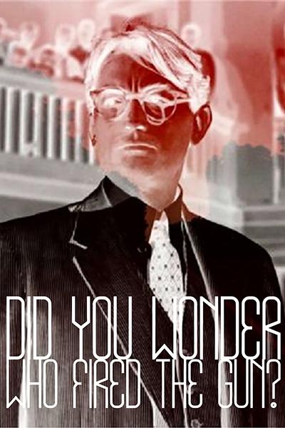 «Думал ли ты, кто зарядил ружье?». American Arthouse Film Festival