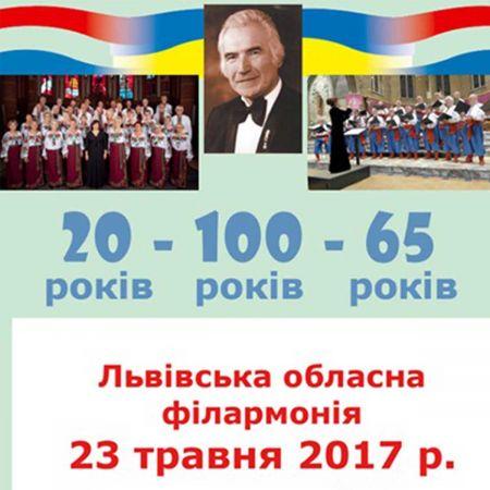 Мирослав Антонович:100. Львівська філармонія
