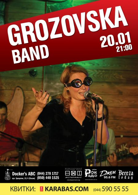 GrozovSka Band. Docker's ABC