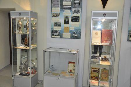 Выставка УАЗ - легенда эпохи СССР. Научно-выставочный комплекс «На Московской»