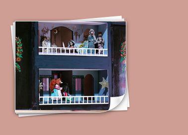 Фестиваль кукольных театров «Все куклы в гости к нам» 2017
