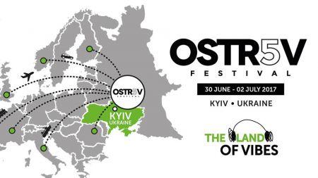 Фестиваль Ostrov 2017