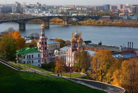 День города в Нижнем Новгороде 2019. Праздничная программа