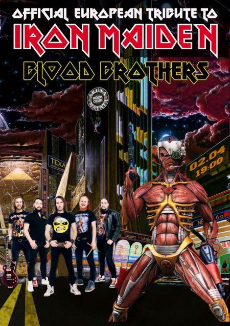 Blood Brothers в Харькове!