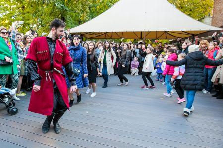 Фестиваль грузинской культуры «Тбилисоба» 2017