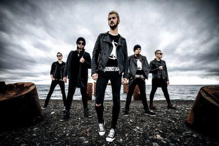 Группа Poisonstars в Подольске