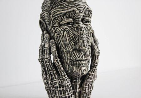 Виставка Голова. Галерея Зелена канапа