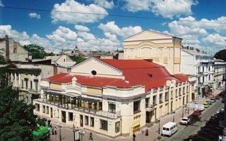 ЗАПИСКИ СУМАСШЕДШЕГО. Одесский театр им. А. Иванова
