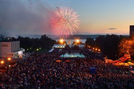 День города в Ижевске 2019. Праздничные события